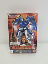 Gundam Wing TALLGEESE II Model Kit 1/144 Bandai OZ-00MS2 Box Damage