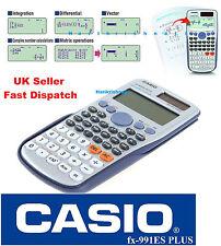 CASIO FX-991ES PLUS SCIENTIFIC CALCULATOR - for A-Level  Fast Dispatch