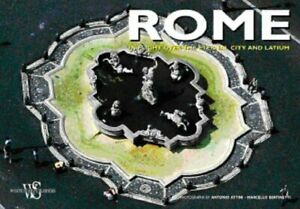 Rome (Italy from Above) Hardback Book The Cheap Fast Free Post
