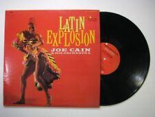 JOE CAIN Latin Explosion-Latin Explotion 1963-Afro-cuban.W/Cachao-Bass.Exc.Tops!