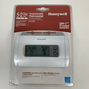 Honeywell 5-2 Day Programmable Thermostat # RTH230B  New In Package - See Desc.