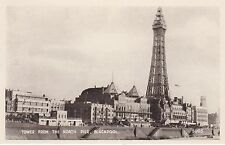 Tower From The North Pier, BLACKPOOL, Lancashire