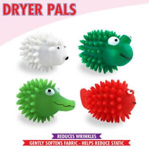 4pc Laundry Wash Dryer Ball Laundry Drying Fabric Softener Reusable Laundry Ball