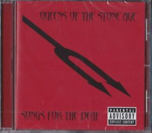 QUEENS OF THE STONE AGE / SONGS FROM THE DEAF * NEW CD 2002 * NEU *