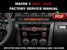 best manual ebay stores rh ebay com 2008 mazda 3 repair manual 2008 mazda 3 service manual