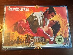 Gone With The Wind 800 Piece Puzzle Sealed New Jigsaw MGM F.X. Schmid Germany