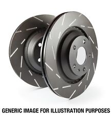 EBC Brakes GD972 3GD Series Dimpled and Slotted Sport Rotor