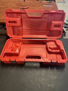 See Desc. OEM Part Plastic Carrying Case Milwaukee 6519-30 Reciprocating Sawzall