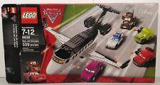 LEGO® Cars - Spy Jet Escape Building Play Set 8638 NEW NIB Retired - Box Opened
