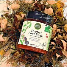 Aromatherapy Herbal Foot Soak Lemongrass Peppermint Tea Tree 280g by Phutawan