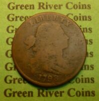 1798 Large Cent   #98LC
