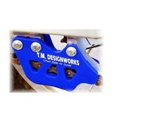 TM Designworks Blue Factory 1 Chain Guide for Yamaha 08-20 YZ 125 250 250F 450F