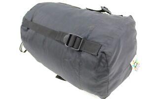 Adventure Tech Inc Arctic Dream Zip In Sleeping Bag Liner Mens Regular Navy Blue