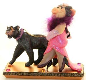 Collectable world-piggin'*Piggin' Glamour Puss*No.22033-rare Ltd Ed