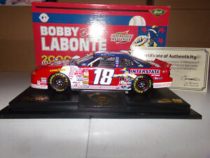 1/24 BOBBY LABONTE #18 INTERSTATE BATTERIES / MLB ALL STAR GAME 2000 NASCAR