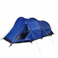 Regatta Unisex Vester 3 Man Tunnel Tent Blue