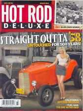 HOT ROD DELUXE Magazine - March, 2014