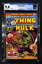 Marvel Feature #11 CGC 9.4 1st Thing solo book
