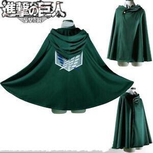 Corps Wings of Freedom  Game Anime Role Playing Cloak Attacking Giant  Cosplay