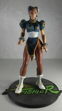 Street Fighter resaurus chun li action figure Chun-Li Street Fighter Round 2 Act