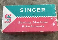 Lot Of 17 Rare Vintage Singer Sewing Machine Attachments Accessories