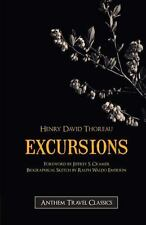 Excursions: By Thoreau, Henry David