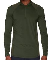 NEW Under Armour Mens  MK1 Heatgear Pullover Long Sleeve 1/4 Zip S / XXL