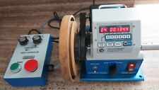 Adams-Maxwell 1201-1 Coil Winder with Adam Maxwell Auto Controller 1231-1