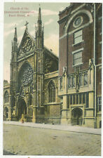 Church of the Immaculate Conception, Farm Street, W.