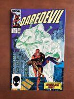Daredevil #243 (1987) 9.2 NM Marvel Copper Age Comic Book Todd McFarlane Art