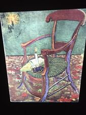 "Vincent Van Gogh ""Gauguin's Armchair"" Dutch Post-impressionism 35mm Art Slide"