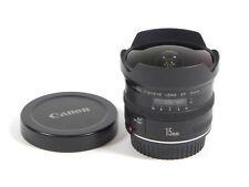 Canon EF 15mm f/2.8 Fisheye Lens - Please Read
