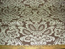 "~17 Yds~Yds~ Braemore ""Julian""~Floral Linen Upholstery Fabric For Less~"