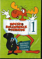 The Rocky  Bullwinkle Show - Complete Seasons 1 Through 5(DVD,18-Disc Set)