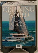 Cruising World Love the Cats Atlantic Landfall Sail July 2016 FREE SHIPPING JB