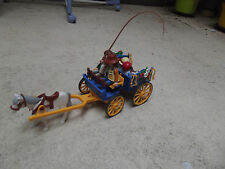 Playmobil 3117 caleche famille 2001