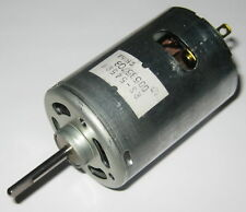 Mabuchi 12V Motor - RS-545RH - Vibrator / Massager / Compressor Motor - 6000 RPM