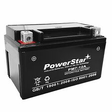 Aprilia SXV 550 New AGM Replacement Battery By PowerStar with 2 Year Warranty