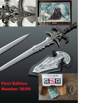 Frostmourne Arthas Sword First Edition 36/99 WOW World Of Warcraft EPIC WEAPONS