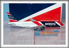 "JC Wings 1:200 New England Patriots Boeing 767-300ER ""N36NE"" PX2193"