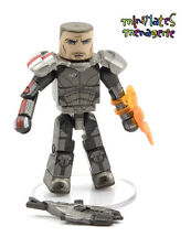 Mass Effect Minimates Blind Bag Counter Dump Commander John Shepard