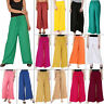 Indian Women's Ethnic Ready Made Regular Fit Rayon Palazzo Party Wear Free size