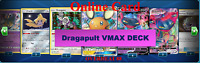Dragapult VMAX Deck Sword & Shield Rebel Clash Pokemon TCG Card Online PTCGO