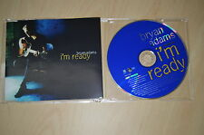 Bryan Adams ‎– I'm Ready. CD-Single promo