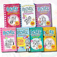 Dork Diaries Series Collection 7 Books Set Pack by Rachel Renee Russell