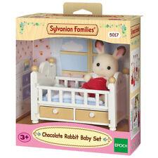 SYLVANIAN Families Chocolate Rabbit Baby Set 5017