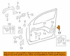 69410-02020 Toyota Plate assy, front door lock striker 6941002020, New Genuine O