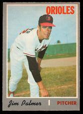 1970 TOPPS OPC O PEE CHEE BASEBALL #449 Jim Palmer NM Baltimore Orioles Card HOF