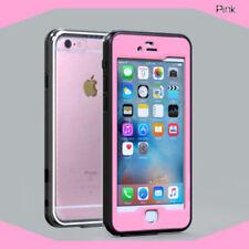 Fundas y carcasas Apple de plástico de color principal rosa para teléfonos móviles y PDAs