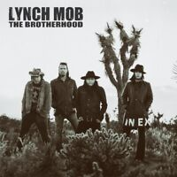 LYNCH MOB - THE BROTHERHOOD  CD NEU